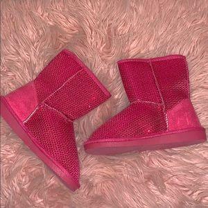 Fucsia 💕Girl winter boots 💕